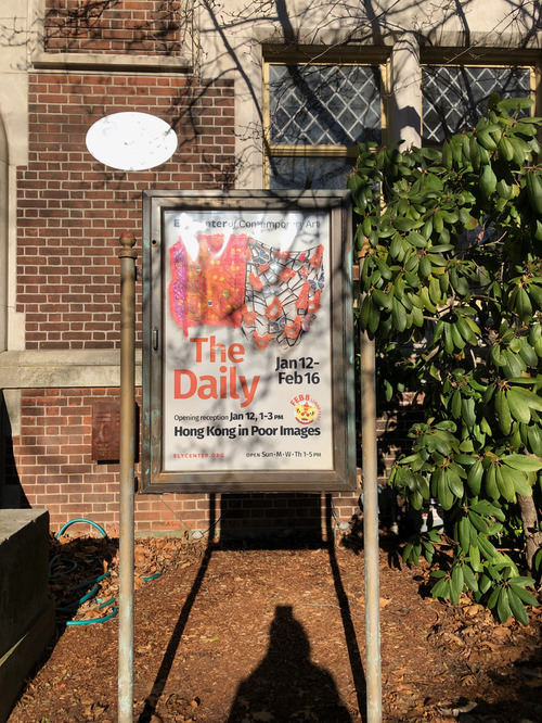 Curator for The Daily at the Ely Center in New Haven